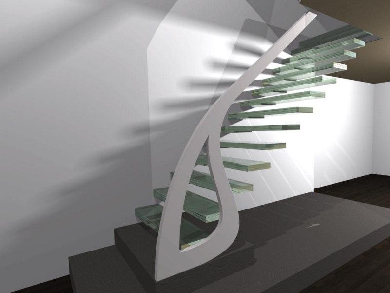 escaliers olivier marczak le design chez vous. Black Bedroom Furniture Sets. Home Design Ideas